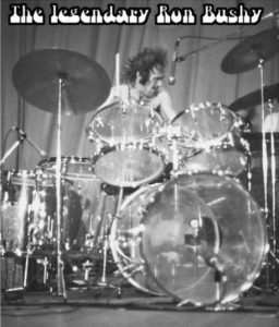 Acrylic Drum Set Iron Butterfly